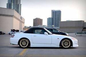 Looking For :  AP2 Honda S2000 - White or Black