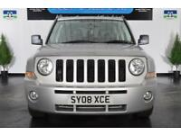 2008 JEEP PATRIOT LIMITED CRD ESTATE DIESEL