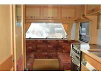 Elddis Autoquest 200 PEUGEOT BOXER 2.0 LEZ COMPLIANT 4 BERTH 2 TRAVELLING SEATS