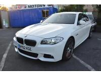 2012 BMW 520 2.0TD ( 184bhp ) Blue Performance AUTOMATIC M Sport DIESEL