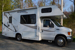 Four Winds 21RB Majestic motorhome
