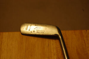 Vintage Scottish Putter - Wry Neck