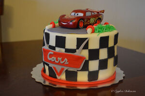 Eggless Cakes, Cup Cakes and Pops Kitchener / Waterloo Kitchener Area image 4