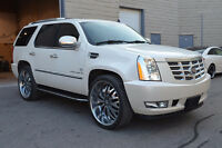 "2007 Cadillac Escalade 26"" Upgraded Custom Rims"