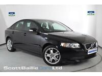 2010 VOLVO S40 1.6 D DRIVE SE LUX 4DR (START/STOP)