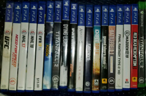 17 Many Ps4 Games For Sale