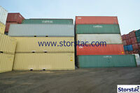 *** New 40' Storage Container *** SALE/RENT Shipping Container