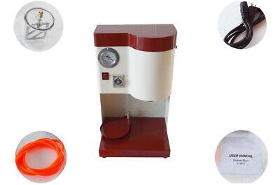Dental Mixing Machine Dental Lab Equipment 500ml Gypsum Vacuum Mixer