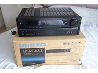 Onkyo AV amplifier HT RC630