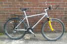 Marin aluminium frame bike