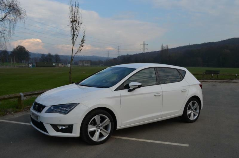 seat leon 2 0 tdi fr dsg automatic tech pack 2014 14 plate in bradford west yorkshire. Black Bedroom Furniture Sets. Home Design Ideas