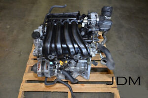 2007 2012 JDM NISSAN SENTRA 2.0L MOTOR ONLY LOW MR20DE