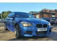 2014 BMW 1 Series 2.0 116D M SPORT 5d 114 BHP Auto Hatchback Diesel Automatic