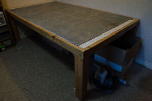 Solid, Well Built Table