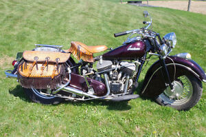 Like new fully restored MINT 47 Indian