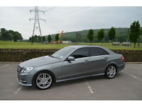 Mercedes-Benz E250 2.1TD ( 204bhp ) BlueEFFICIENCY ( s/s ) 7G-Tronic Plus CDI