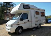 4 Berth Compass Avantgarde 200 Motorhome NOW SOLD