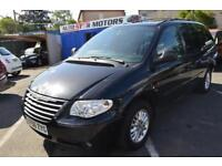 2006 Chrysler Grand Voyager 2.8CRD AUTOMATIC LX DIESEL