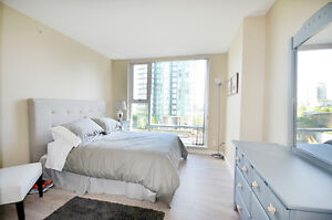 Fully Furnished at Beach Crescent Yaletown