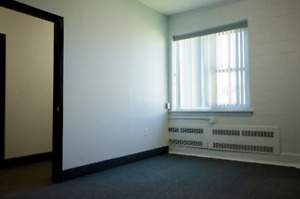 Unit D237 - P.  Bthrm - Lockable Main Office Utilities Included!