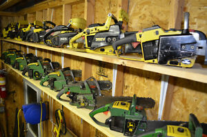 WANTED john deere chainsaws any color or condition London Ontario image 6