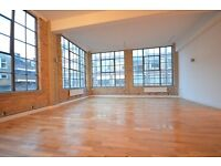 Warehouse Apartment-Exposed Brick Work-Original Features-London Fields-Hoxton-City-Available Now