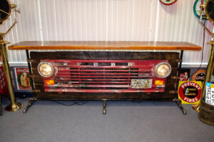 Custom Car Grille Table