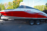 2011 YAMAHA SPORT BOAT - SX240 - LOW HOURS! DON'T MISS THIS ONE!