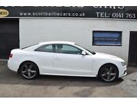 2010 AUDI A5 2.0 TFSI S LINE SPECIAL EDITION COUPE PETROL