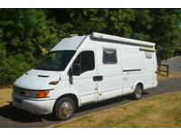 2003 IVECO DAILY RACEVAN FOR SALE