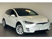 2017 Tesla Model X 100D Auto 5 Door Hatchback Electric Automatic