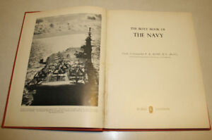 The Boy's Book of the Navy