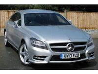 Mercedes-Benz CLS250 CDI AMG Sport Auto 2.1 TD 201bhp : Only 38k mi