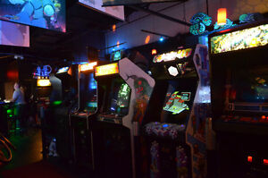 Arcade and Pinball Games Wanted Dead or Alive