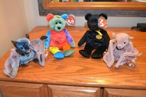 Ty Beanie Babies *Retired & Rare* - Set of 10 Halloween Beanies Sarnia Sarnia Area image 2
