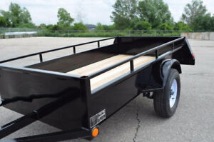 New Utility Trailer - 5 Year Warranty!