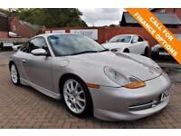 1998 PORSCHE 911 3.4 CARRERA TIPTRONIC S 2D AUTO 300 BHP