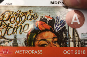TTC October Metropass