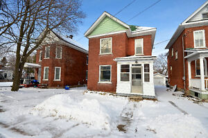 CLASSIC 3 STOREY BRICK HOME - THE BEST LOCATION IN SMITHS FALLS
