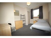 Single room in shared flat close to Napier/Ed College & the Gyle (short-term let)