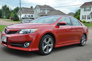 Reduced - 2012 Toyota Camry SE Sedan (need gone by Sept 1st)