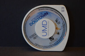 "(PRE-OWNED) PSP ""LORDS OF DOGTOWN"" UMD MOVIE [DISC ONLY]"