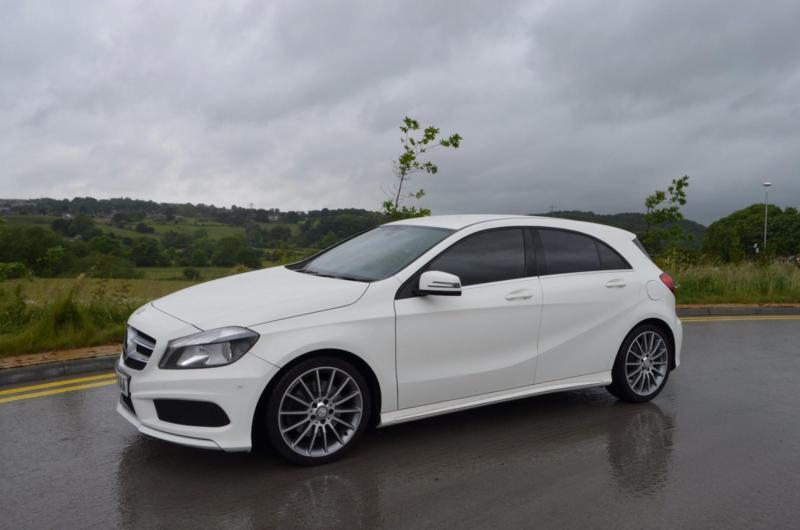 mercedes a220 cdi amg sport 7g tronic 2013 63 plate in bradford west yorkshire gumtree. Black Bedroom Furniture Sets. Home Design Ideas