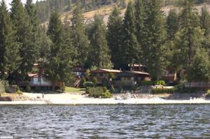 Cabin for Rent Mara lake / Sicamous