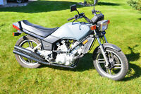 Yamaha ZX550 Vision -plus parts bike and more (package deal)