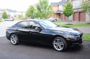 Lease take over  low km 2015 BMW 3-Series 320i XDrive Sedan