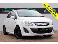 2012 61 VAUXHALL CORSA 1.2 LIMITED EDITION 3D 83 BHP