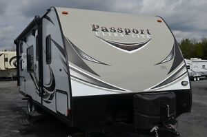 2018 KEYSTONE RV 239ML