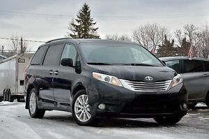 2011 Toyota Sienna CUIR TOIT MAGS Limited