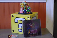 Mario figures and Majora's Mask OST from Club Nintendo